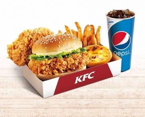 Harga Makanan KFC dan McDonald Taiwan Makin Mahal - Nihao ...
